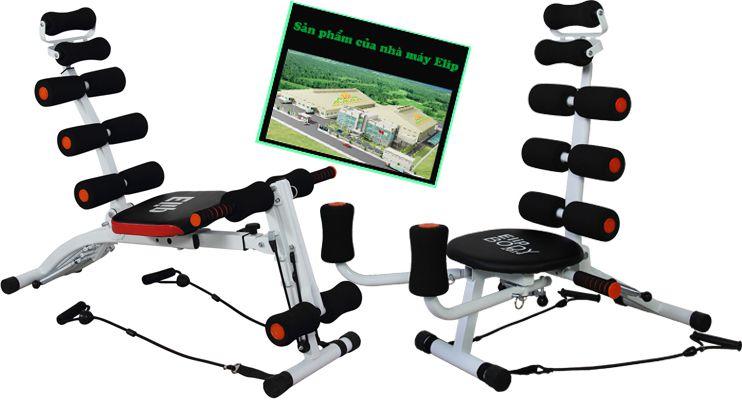 Nhà máy Elip tiên phong sản xuất máy thể dục - ảnh 1