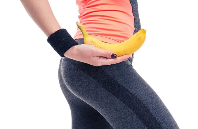 Chuối giúp tạo nạc, không tạo mỡ để bạn tăng cân khỏe mạnh