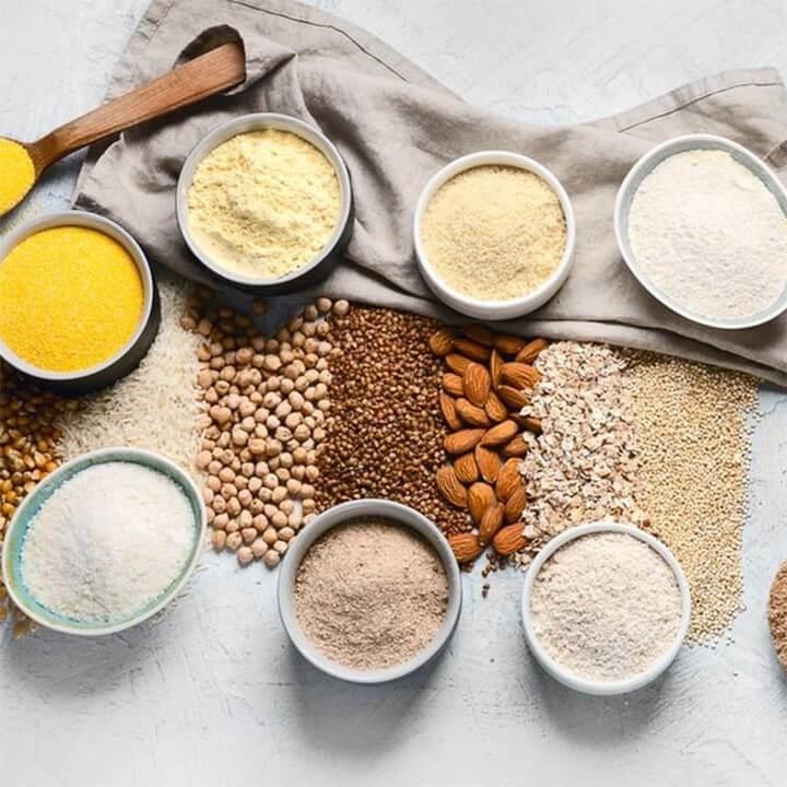 Tự làm bột ngũ cốc từ các loại đậu rất đơn giản