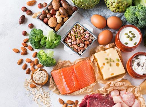 Protein giúp tăng cân hiệu quả