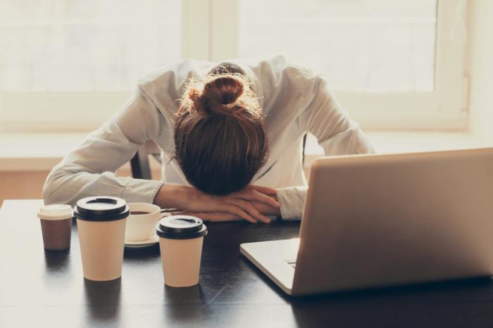 tác hại của thức khuya