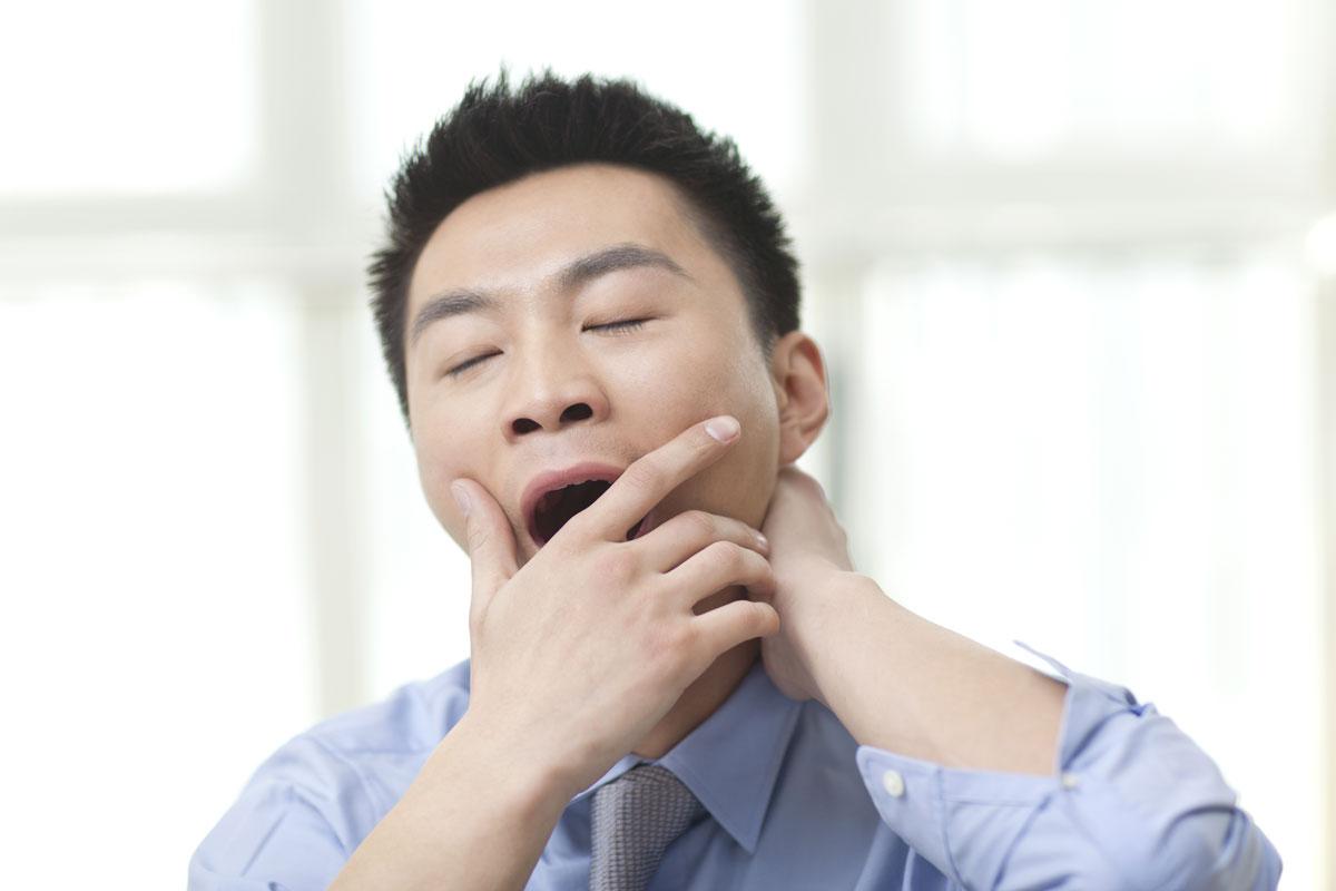 Thức khuya dẫn đến cơ thể mệt mỏi