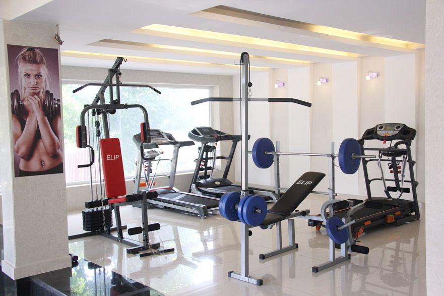 phòng trưng bày gym