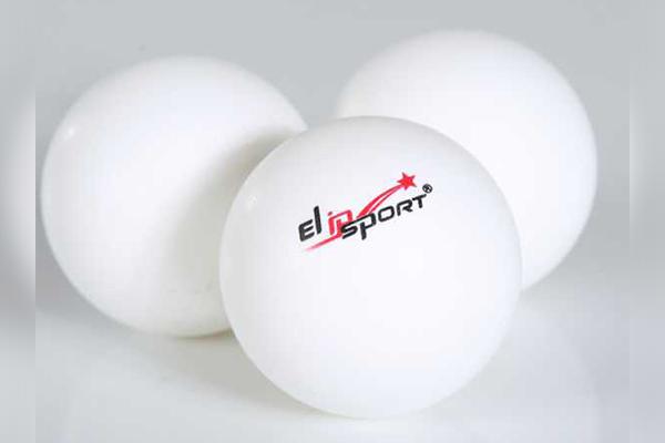quả bóng bàn elip