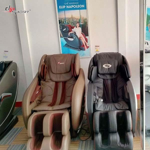 Ghế massage tại Bến Tre