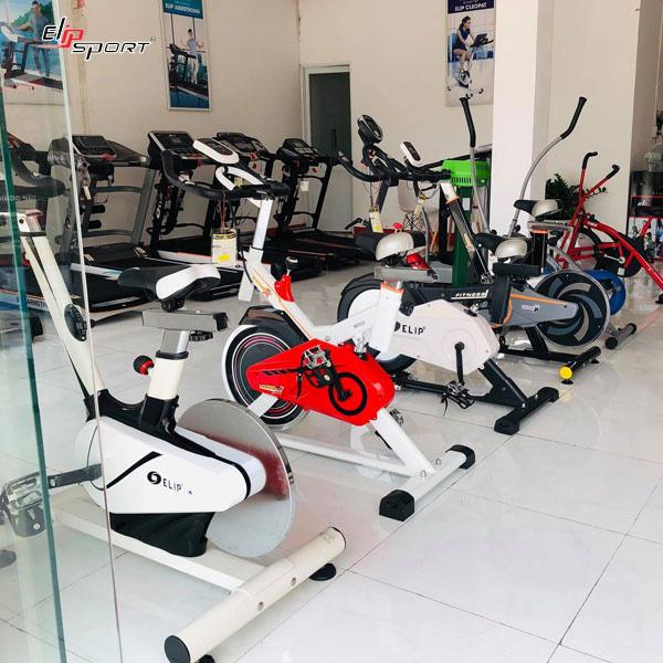 Xe đạp tập thể dục Hà Giang