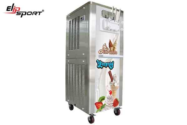 máy làm kem kon tum