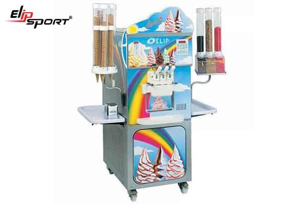 máy làm kem tại hòa bình