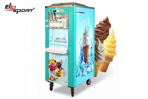 bán máy làm kem hòa bình