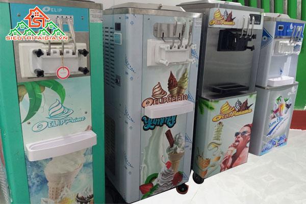 Nơi bán máy làm kem tươi uy tín tại TP Bà Rịa - Vũng Tàu