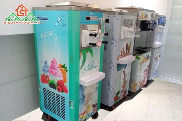 cửa hàng cung cấp máy làm kem tươi ELIP tại TP. Tam Kỳ, Hội An - Quảng Nam