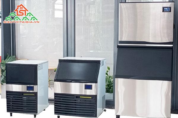Mua máy làm đá viên chất lượng tại TP.Rạch Giá, Phú Quốc, Hà Tiên, Kiên Giang