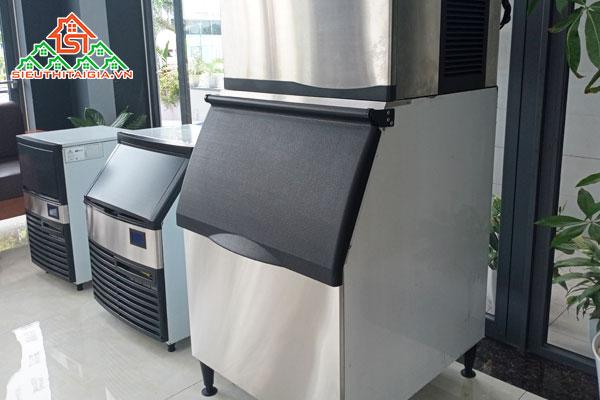 Mua máy làm đá viên chất lượng tại TP.Rạch Giá