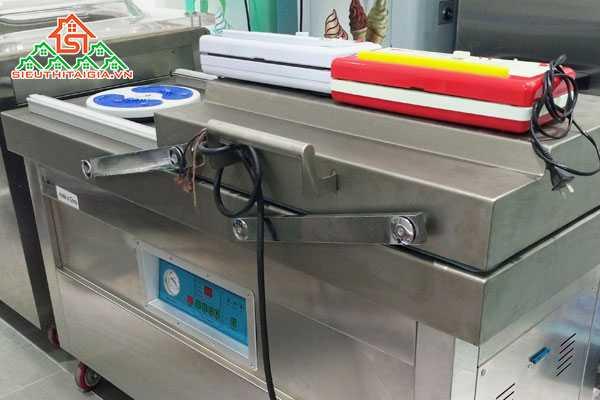 Nhà phân phối máy hút chân không tại Bắc Ninh, TP.Bắc Giang, Lạng Sơn