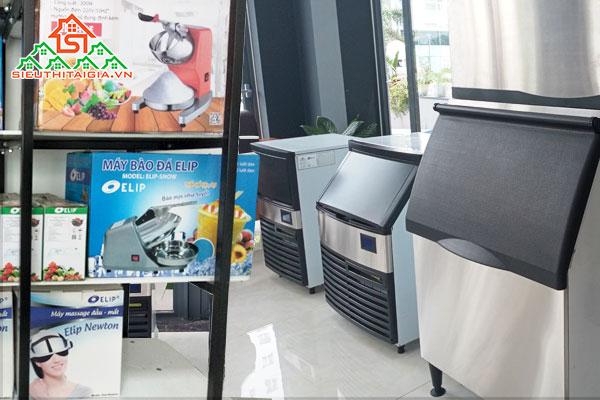 Mua máy làm đá viên Elippsort tại Phú Yên