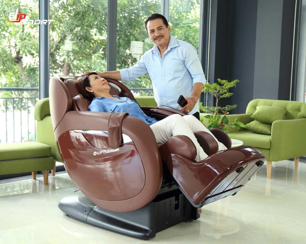 Mua ghế massage ở đâu uy tín và chất lượng?