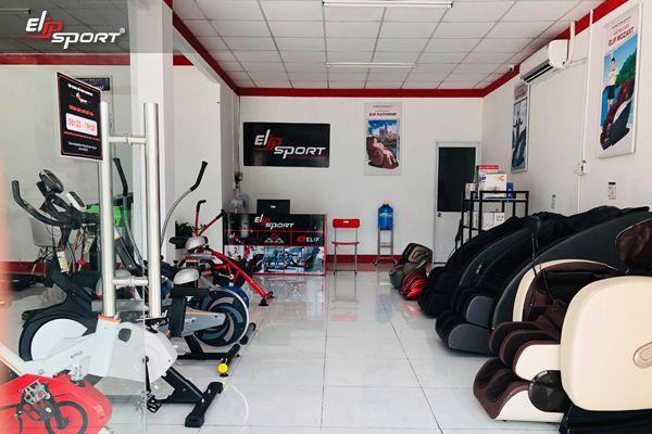 Cửa hàng thiết bị thể thao đồng tháp