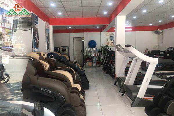 Cửa hàng bán ghế massage tại Cai Lậy, Gò Công, TP. Mỹ Tho - Tiền Giang