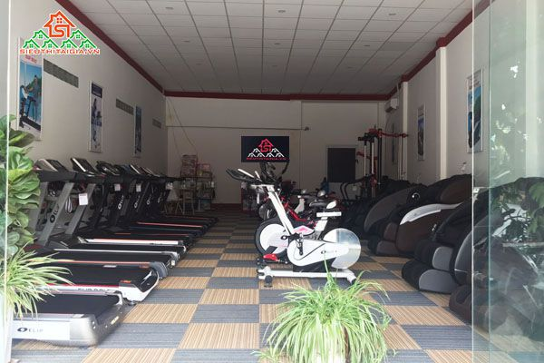 Cửa hàng bán ghế massage tại Sao Vàng