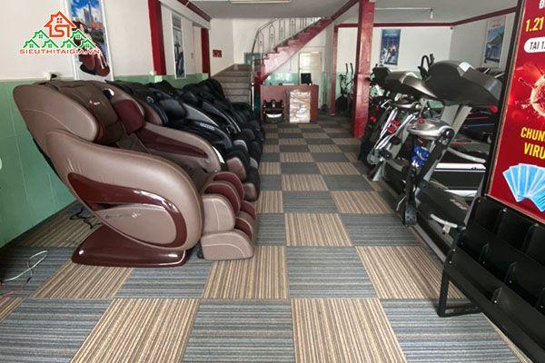 Cửa hàng bán ghế massage tại Nghi Sơn