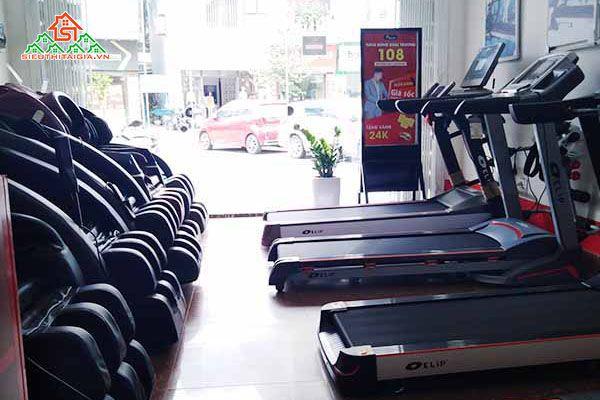 Nơi bán máy chạy bộ điện ELIP tại Bắc Ninh, TP.Bắc Giang, Lạng Sơn