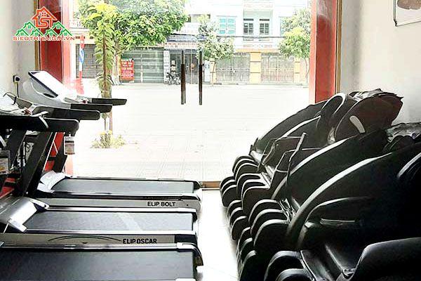 Chọn mua máy chạy bộ điện tại TP.Châu Đốc