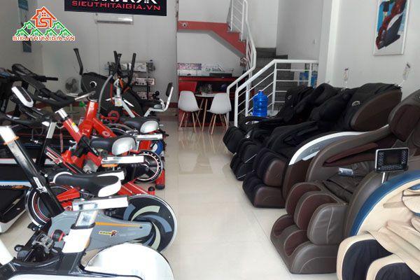 Chi nhánh bán máy chạy bộ điện Thuận An