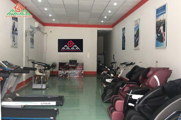 Nơi bán máy chạy bộ điện tại TP.Gia Nghĩa, Đăk Nông, TP.Buôn Ma Thuột - Đăk Lăk