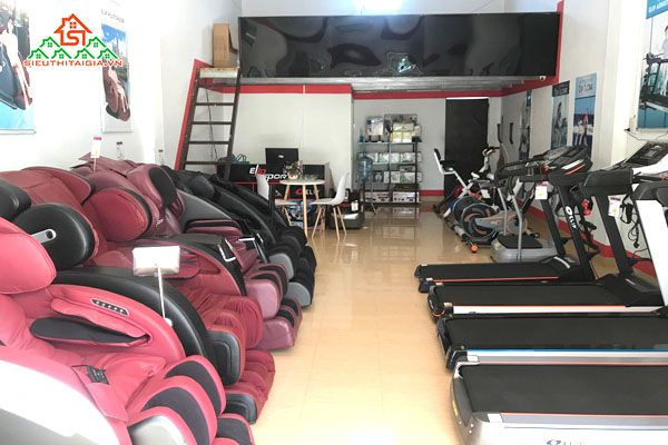 Địa điểm bán máy chạy bộ điện tại Liên Chiểu - TP.Đà Nẵng