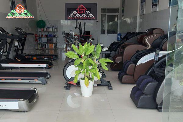 Cửa hàng bán máy chạy bộ điện tại Nam Định - Thái Bình