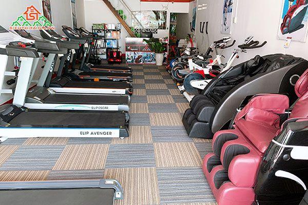 Nơi bán máy chạy bộ điện tại Bình Thuận