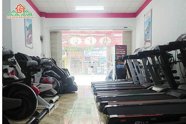 Nơi cung cấp máy chạy bộ điện tại Quận Long Biên Hà Nội
