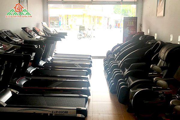 Cửa hàng bán máy chạy bộ điện tại tỉnh Tây Ninh