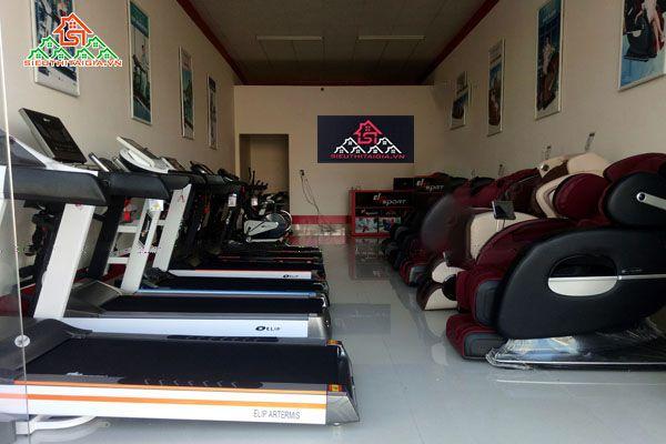 Địa điểm bán máy chạy bộ tại Thanh Xuân