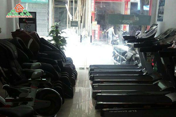 Địa điểm bán máy chạy bộ tại Hà Đông