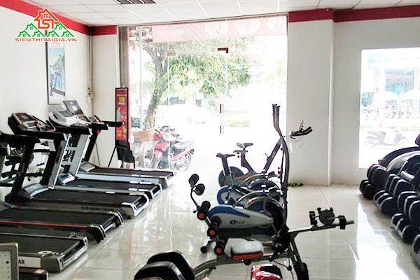 chọn mua máy chạy bộ điện tại nhà tại TP.Điện Biên, Lai Châu, TP.Lào Cai