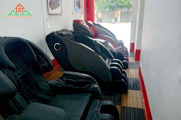 ghế massage tại tp Cam Ranh, Nha Trang - Khánh Hòa