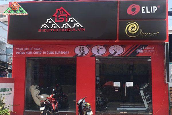 Ghế massage  Elipsport Long Biên Hà Nội