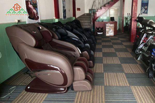 Ghế massage giá rẻ tại Hà Giang