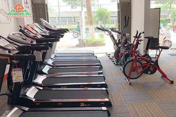 Cửa hàng Sieuthitaigia.vn nơi bán xe đạp tập tại TP. Đông Hà - Quảng Trị