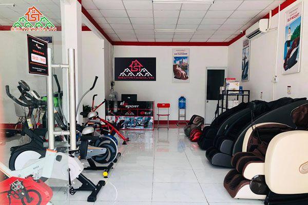 Nơi bán xe đạp tập uy tín tại An Giang