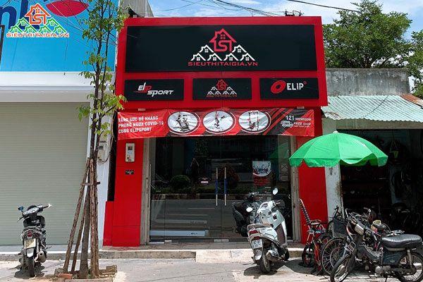 Xe đạp tập thể dục tại TP.Buôn Ma Thuột - Đăk Lăk