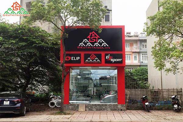 Chọn mua xe đạp tập tại Tân Phú