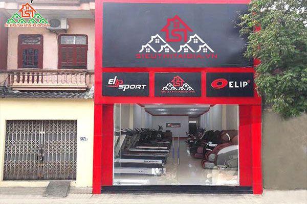 Cửa hàng vợt, bàn bóng bàn tại Cai Lậy