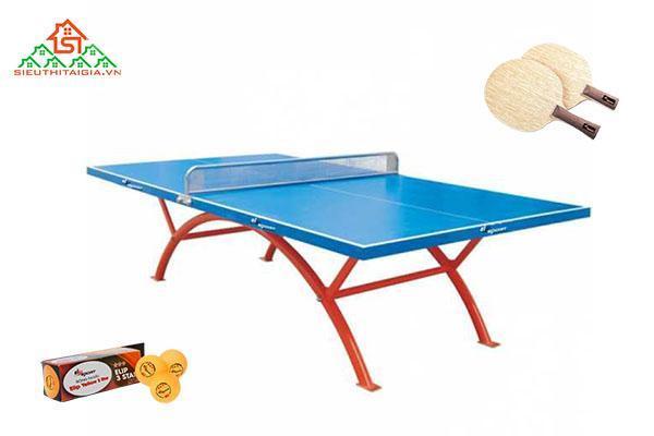 Chọn hãng vợt, bàn bóng bàn nào uy tín tại TP. Kon Tum, Pleiku - Gia Lai
