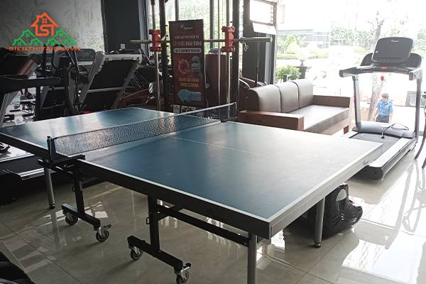 Chọn hãng vợt, bàn bóng bàn nào uy tín tại Pleiku - Gia Lai