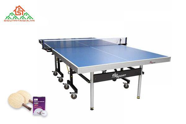 Chọn vợt, bàn bóng bàn mua ở đâu tại TP. Phan Thiết, Bình Thuận, Ninh Thuận