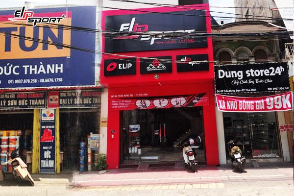 Cửa hàng dụng cụ, thiết bị máy tập thể dục thể thao  TP.Thái Bình - Thái Bình
