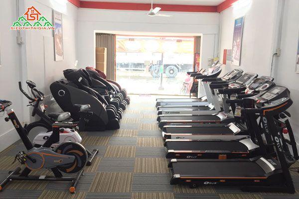 ELIP cung cấp xe đạp tập tại TP.Cẩm Phả, Bãi Cháy, TP.Hạ Long - Quảng Ninh