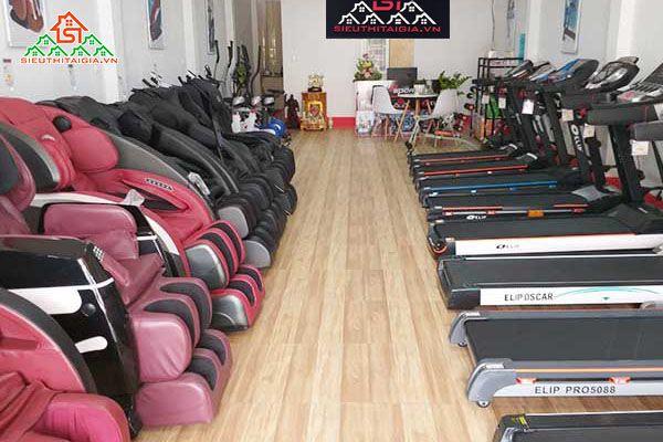 Địa chỉ mua ghế massage uy tín nhất tại TP. Bà Rịa - Vũng Tàu